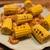 Креветки гриль с кукурузой и домашним соусом
