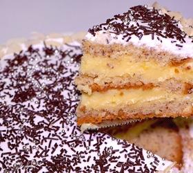 Домашний торт «Магия вкуса»