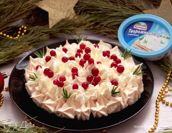 Десерт «Зимнее утро»