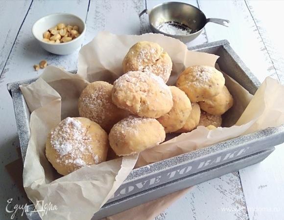 Печенье с арахисом «Пуфы»
