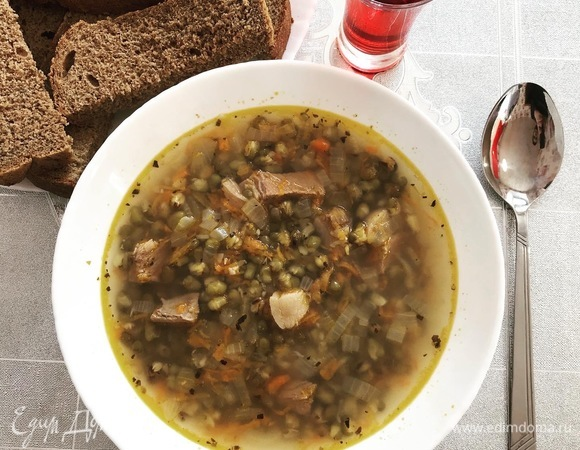 Суп «Варварский кабанчик»