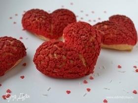 Заварные пирожные «Моя любовь»