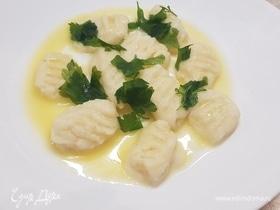 Картофельно-сырные ньокки