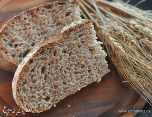 Хлеб докторский на закваске