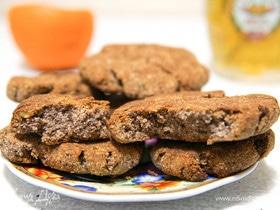 Кокосово-банановое протеиновое печенье для здорового питания
