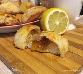 Пирожки с джемом