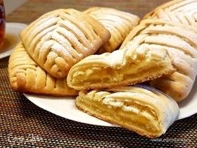 Итальянское песочное пирожное