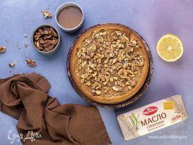 Медово-ореховый тарт