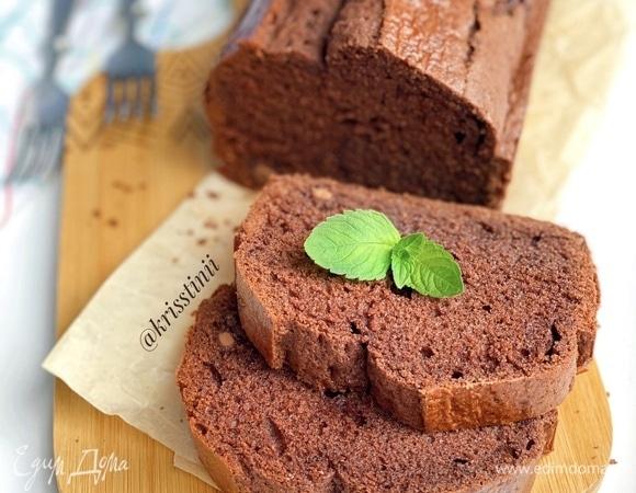 Быстрый шоколадный кекс