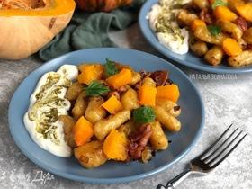 Тыквенно-картофельные ньокки