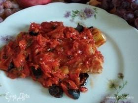 Блюда из морского окуня