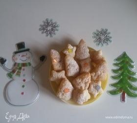 Быстрое новогоднее печенье