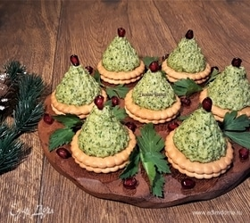 «Елки» — закуска для новогоднего стола
