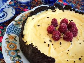 Нежный десерт без выпечки