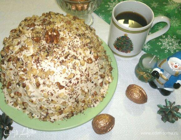 Торт «Орешек»