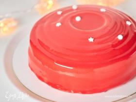 Муссовый торт «Брызги шампанского»