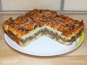 Мясной пирог «Беляш»