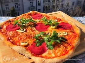 Цельнозерновая пицца