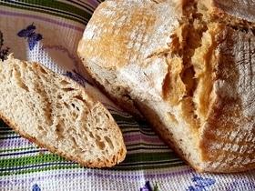 Овсяный хлеб на закваске