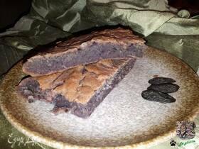Пирог из батата