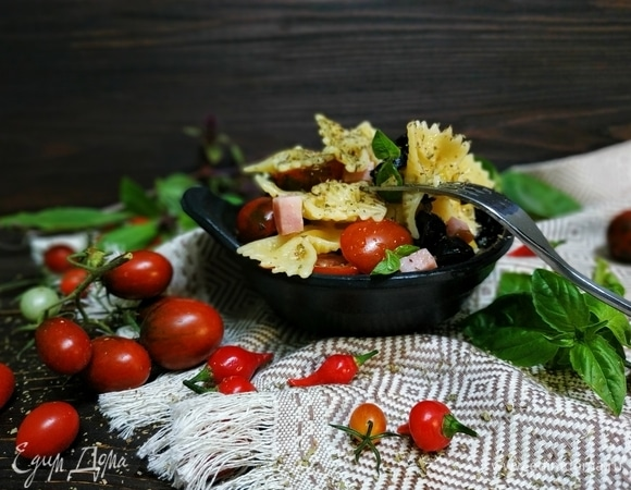 Летняя паста (Pasta dell'Estate)