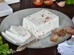 Сырный продукт а-ля брынза