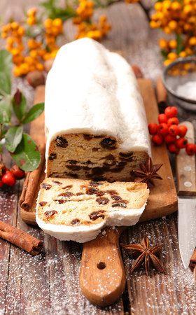 Рождественский штоллен: лучшие рецепты