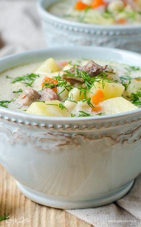 Готовим домашние супы: советы