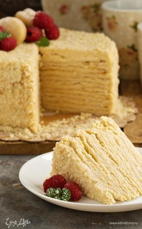 Готовим любимые торты: советы