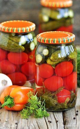 Делаем овощные заготовки: советы