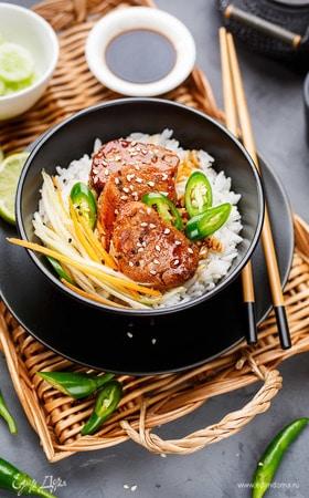 Блюда в азиатском стиле