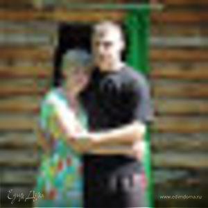 Никита и Катюшка Федорихины