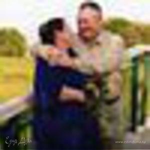 Olga und Leo Jung(Юнг-Солдатов
