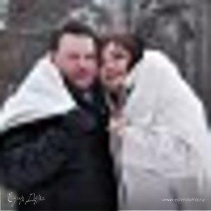 Ann and Aleksand Ostrovskie