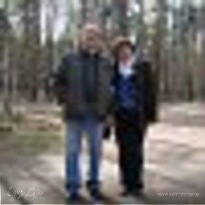 Николай и Валя Алексеевы